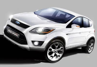 Ford Kuga: un SUV de locos