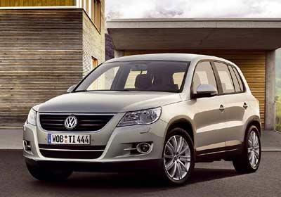 Volkswagen Tiguan: el todoterreno intermedio