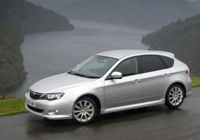 Subaru Impreza: nace la 3º generación