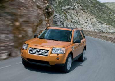 Land Rover LR2 2008: un crossover lujoso