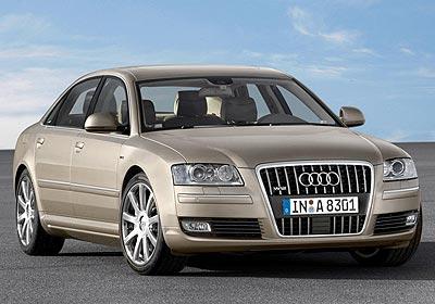 Audi A8 y Audi A6: Autos Ejecutivos del Año