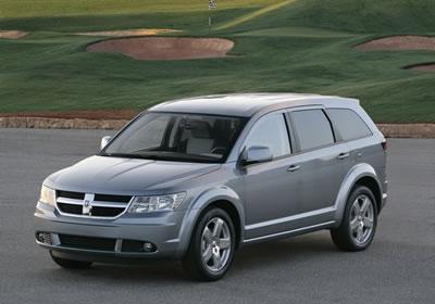 Se presentará en Frankfurt el nuevo crossover de Dodge, el Journey 2009