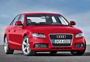 Audi presentará el A4 2008 en Frankfurt