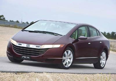 Nuevo Honda FCX: el futuro está en el hidrógeno