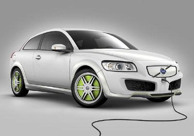 Volvo ReCharge Concept: totalmente verde