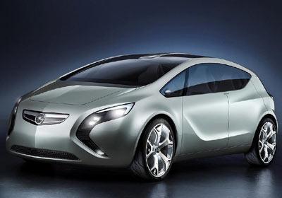 Opel Flextreme: un deportivo con toda la energía