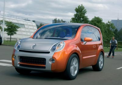 Renault Kangoo Compact: para un público joven