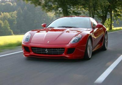 Novitec Ferrari 599 GTB: con garras alemanas