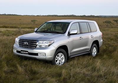 Lista la octava generación del Toyota Land Cruiser