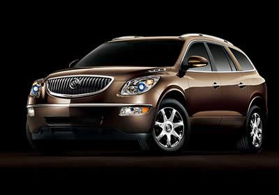 GM enviará el Buick Enclave a China
