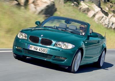 Nuevo BMW Serie 1 Cabrio: muy fino