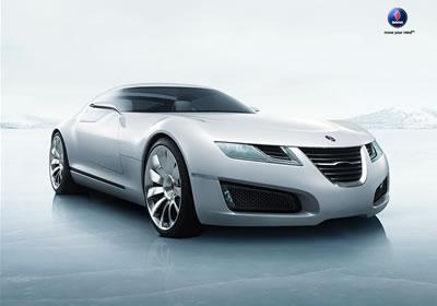 Saab Aero X recibe premio por su diseño