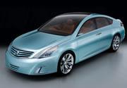 Nissan Intima concept, ¿el futuro del Maxima?