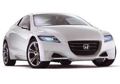 Honda CR-Z: compacto y poderoso