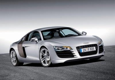 Audi R8: espíritu de poder