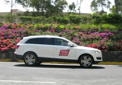 Audi Q7 TDI, a prueba