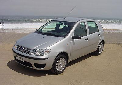 El Fiat Punto regresa a Chile