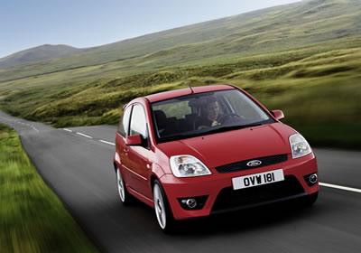 El nuevo Ford Fiesta ST 2008