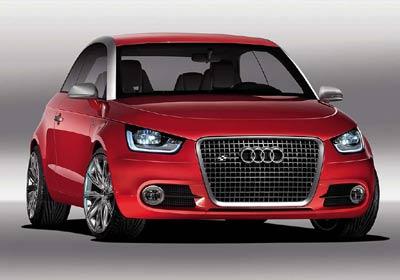 Audi A1: los anillos apuestan al 1