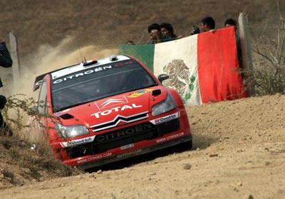 Regresa el World Rally Championship a México