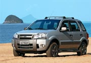 En Brasil: Nueva Ford EcoSport 2008