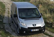 Peugeot Expert: International Van of the Year 2008