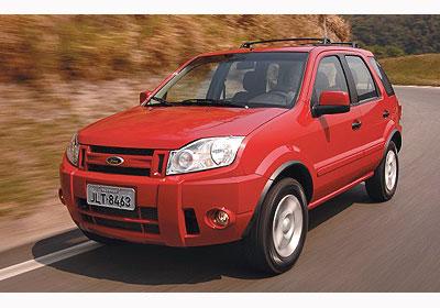 Ford EcoSport 2008: ¡Primeras imágenes!
