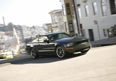 Lista la edición especial Bullitt del Ford Mustang