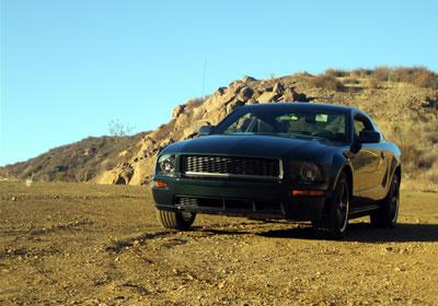 Ford Mustang Bullitt, para los amantes de las persecuciones