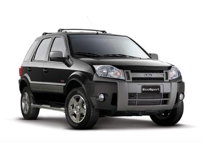 Nueva Ford EcoSport 2008: un ícono del óvalo