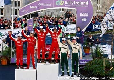Sebastien Loeb virtual campeón 2008 del WRC
