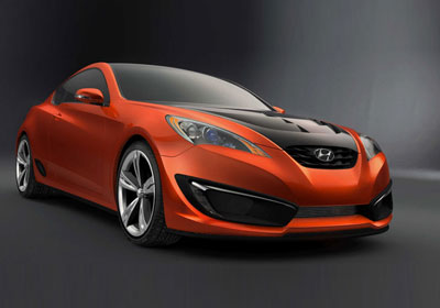 Hyundai Genesis coupé: el encanto deportivo