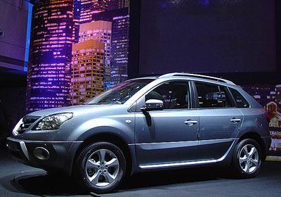 Renault-Samsung QM5: Anticipos del todoterreno de Renault