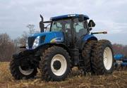 """New Holland Gana el Premio """"Tractor del Año"""""""