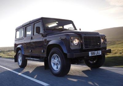Land Rover Defender 2007: funcionalidad, versatilidad y durabilidad