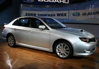 Nuevo Subaru Impreza 2008: amante del buen gusto