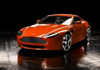 Aston Martin Vantage N400 2008: hace temblar