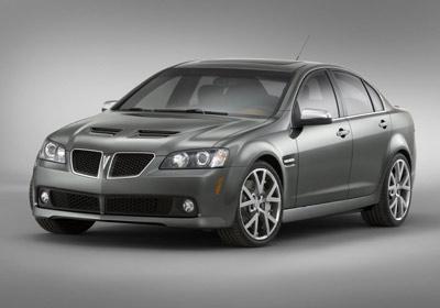 Pontiac G8 2008: la tradición no cambia