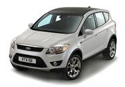 Ford Kuga 2008: ¡La EcoSport europea!