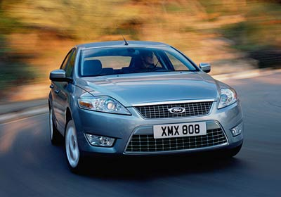 Premian al Ford Mondeo en Escocia