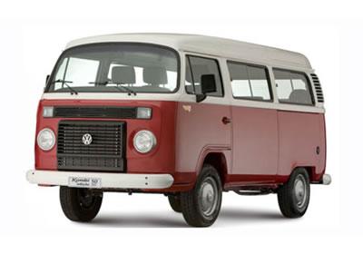 VW Brasil lanza una Kombi 50 aniversario