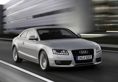 Audi presenta los nuevos A5 y S5 en Puebla