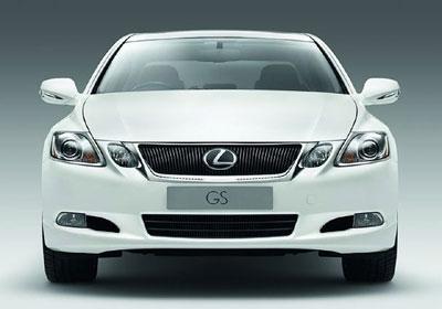 Lexus GS 460: imponente