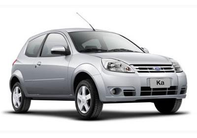Conoce el nuevo Ford Ka 2008