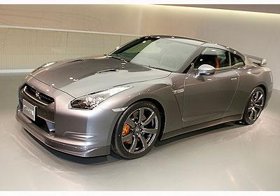 Nissan GT-R: ¡El lanzamiento del año 2007!