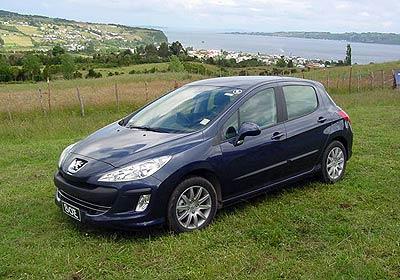 Peugeot 308: ¡A la conquista del mercado chileno!