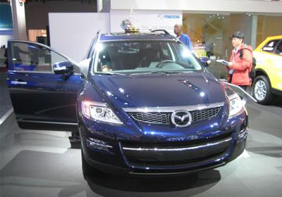 Mazda CX-9, camioneta del año 2008 en Norteamérica