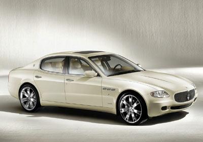 """Maserati Quattroporte """"Collezione Cento"""": alta clase"""