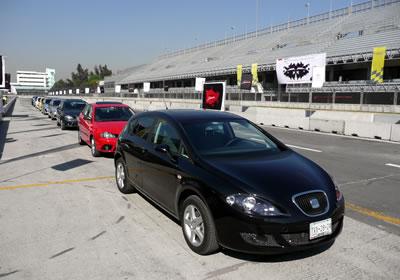 Automatizan al Ibiza y el Cordoba de SEAT