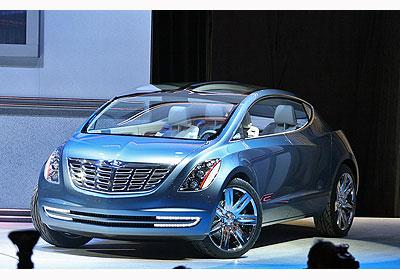 Chrysler ecoVoyager: ¡Nace el Sedán-Monovolumen!